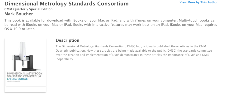 Update On Dmis Certification