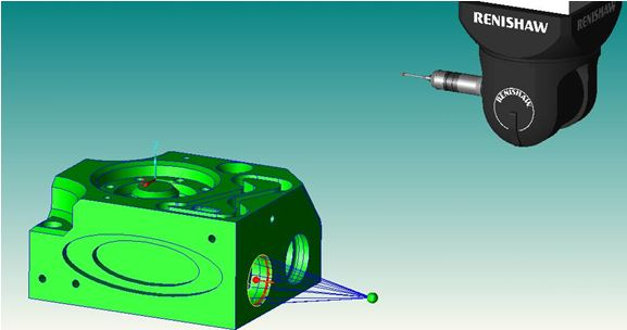 5 Axes Measurement: Making the Probe Head work for you